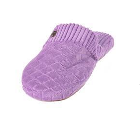 Dámské domácí pantofle Leny fialové