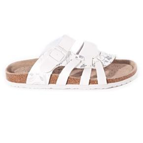 Dámské bílé pantofle Bruno