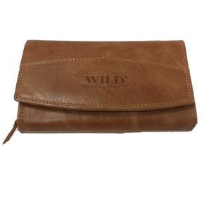 Dámská kožená luxusní peněženka Andora