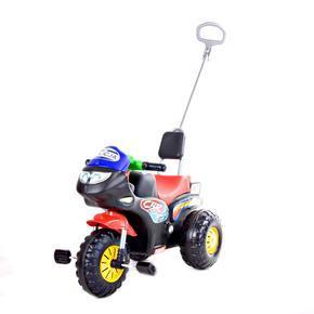 Dětská tříkolka s vodící tyčí Brendn