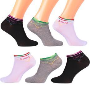 Bambusové sportovní ponožky D8a Z