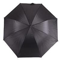 Velký holový deštník Rene černý