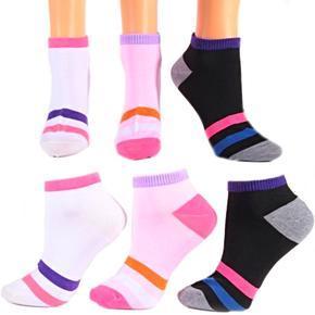 Zdravotní kotníkové ponožky C4a BW 38-42