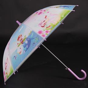 Dětský vystřelovací deštník Tim fialový
