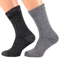 Pánské zimní ponožky I2b šedé