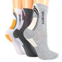 Dámské sportovní ponožky B5b mix BW