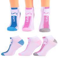 Sportovní dámské ponožky D5b SR 35-38