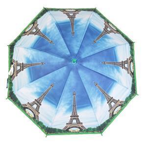 Dámský zelený deštník Felix
