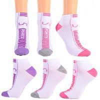 Sportovní dámské ponožky D5b TR 35-38
