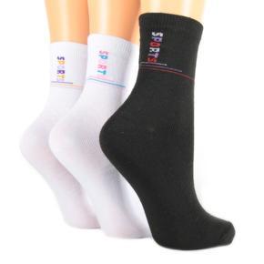 Klasické dámské ponožky B7b CB