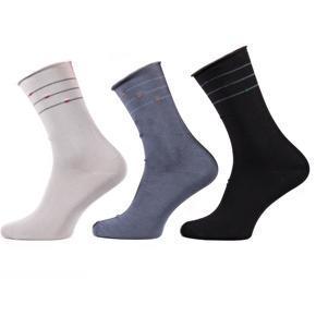 Vysoké bambusové ponožky F4a CB