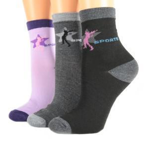 Klasické dámské ponožky B8c F