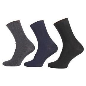 Pánské zdravotní bambusové ponožky I5b