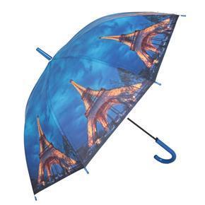 Dámský modrý deštník Felix