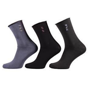 Vysoké bambusové ponožky F4b M
