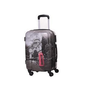 Cestovní kufr ABS England - malý