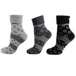 Zimní dámské ponožky SGCB  D4e