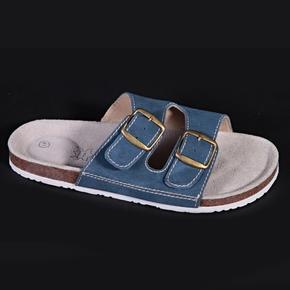 Pánské korkové pantofle Tom tmavě modré