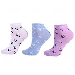Kotníkové dámské ponožky A7b M 35-38