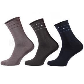 Vysoké bambusové ponožky F4a M
