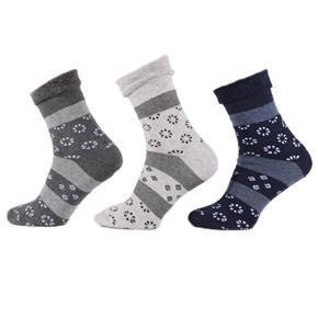 Zimní dámské ponožky SGM D4e