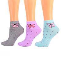 Nízké bavlněné ponožky C4c F 39-42