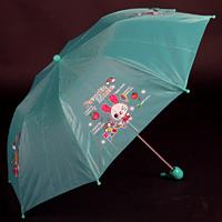 Skládací dětský deštník Samson tmavě zelený