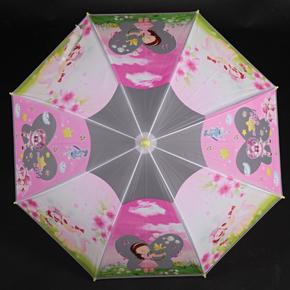 Dětský vystřelovací deštník Tim žlutý