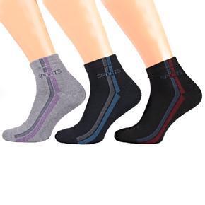 Bavlněné thermo ponožky D7d SG