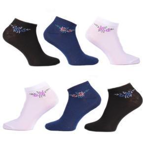 Kotníkové dámské ponožky C1a CB 38-42
