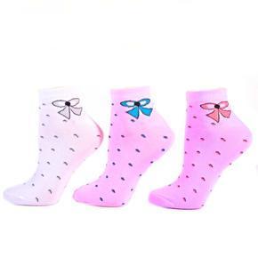 Nízké bavlněné ponožky C4c R 39-42