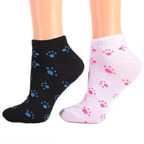 Kotníkové dámské ponožky A7b CB 35-38