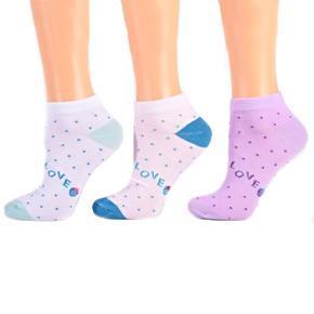 Nízké bavlněné ponožky C4b T 35-38