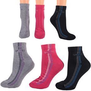 Bavlněné thermo ponožky D7d R