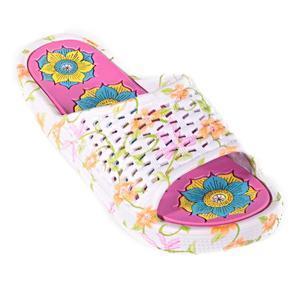 Gumové pantofle Luis růžové
