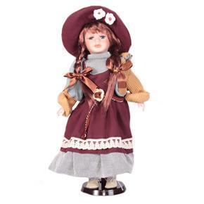 DOLL porcelánová panenka Marina 40 cm