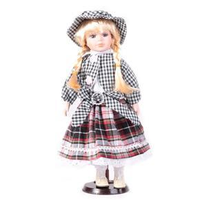 DOLL porcelánová panenka Armin 40 cm