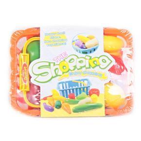 Sada ovoce a zeleniny v košíčku Archie