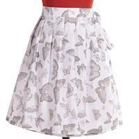 Zavinovací sukně Motýl