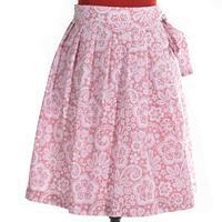 Zavinovací sukně Krajka