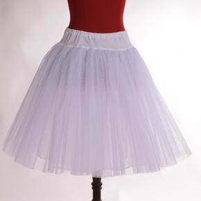 Bílá spodnička Sofia pod sukně a šaty