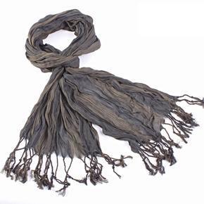 Moderní šátek Dolly khaki B4