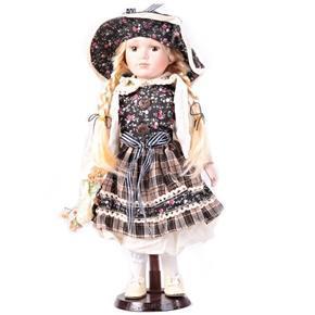 DOLL porcelánová panenka Bernadeta  40 cm