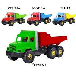 Velké auto nákladní 77cm Bořek