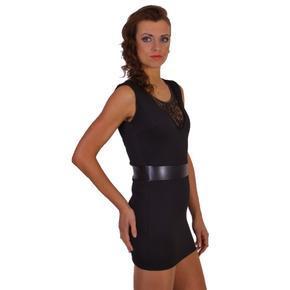 Elegantní šaty Elisabeth černé