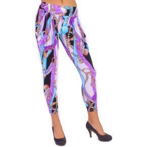 Trendy legíny Blanche fialové