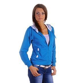 Sportovní mikina Dyna modrá