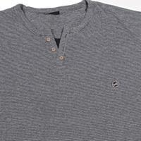 Pánské tričko XXL krátky rukáv Tony tmavě šedé