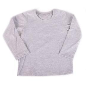 Melírované tričko Marlen světle šedé od 98-116