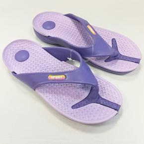 Dámské žabky Valerie fialové